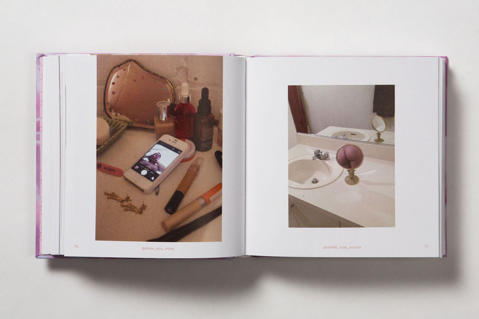© Molly Soda en Arvida Byström - Pics or It Didn't Happen, Images Banned from Instagram'