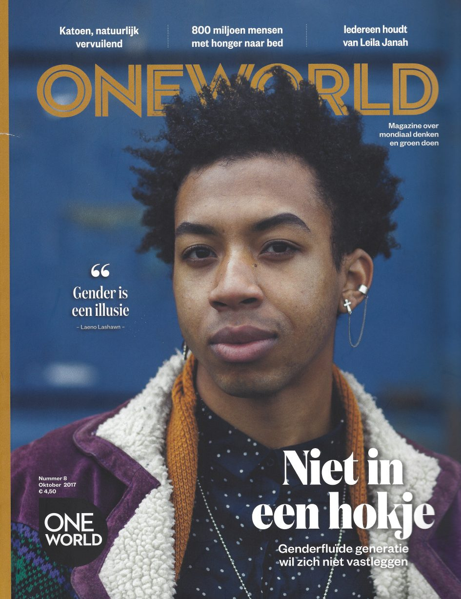 Cover OneWorld Gender